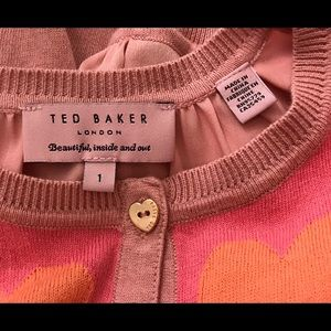 Ted Baker London Sweaters - TED BAKER hearts cardigan